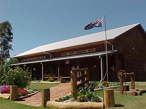 Wondai Timber Museum and VIC